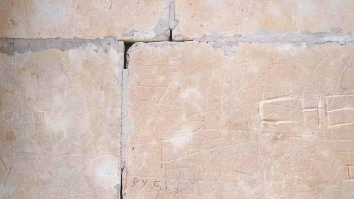 CCOO denuncia el deterioro del Templo de Debod