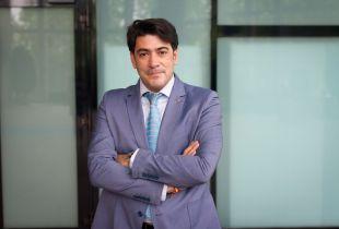 David P�rez, alcalde de Alcorc�n y diputado del PP en la Asamblea de Madrid.