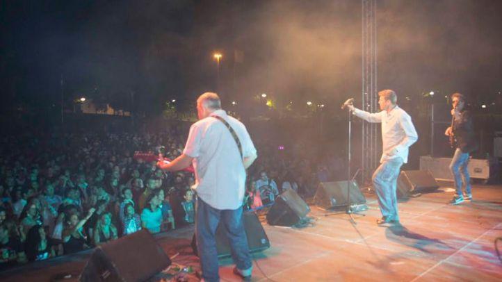 Hombres G y Maldita Nerea ganan la porra para cantar en las fiestas de Majadahonda