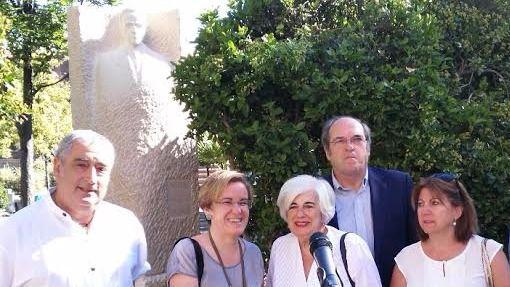 Vallecas recupera a su alcalde (y maestro) republicano
