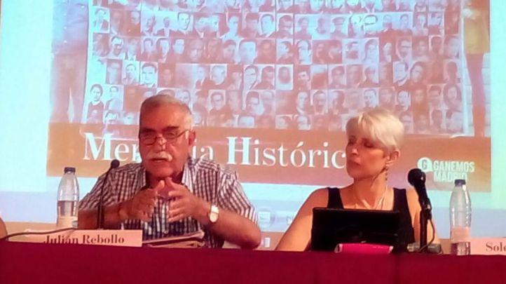 El foro de memoria histórica de Ganemos critica la