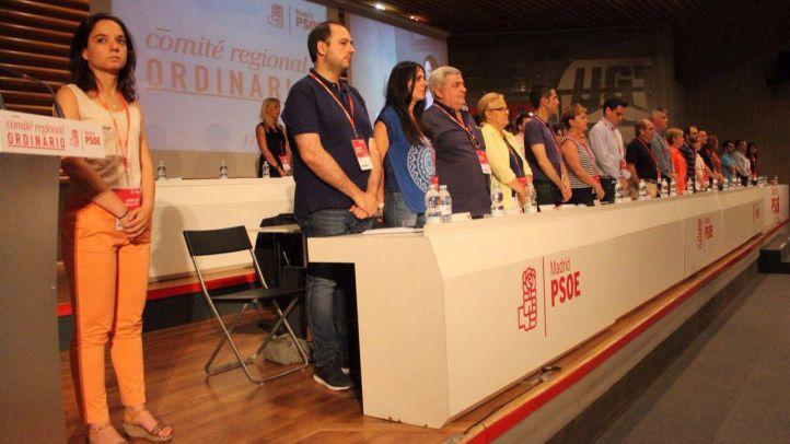El PSOE madrileño respalda el 'no' a Rajoy