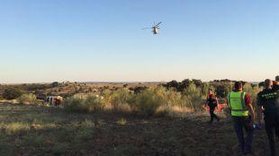 Doce heridos leves en un aterrizaje de emergencia
