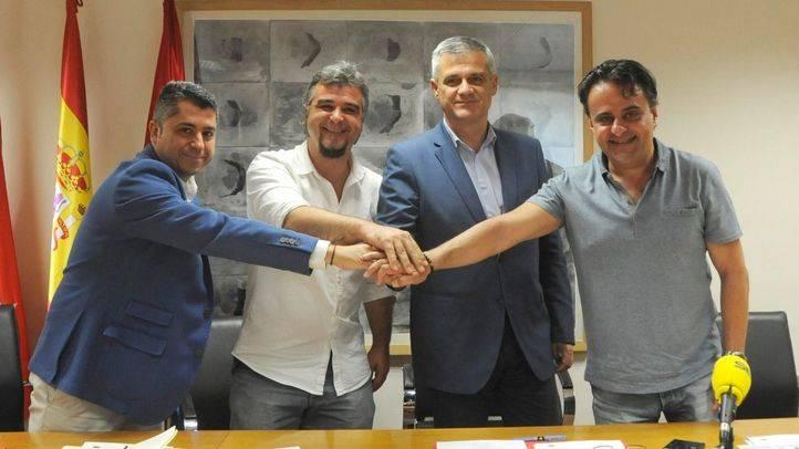 Móstoles tendrá un gobierno 'a la valenciana'