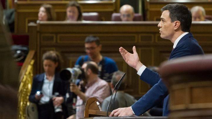 Sánchez da por hecho que Rajoy se presentará a la investidura el 2 de agosto