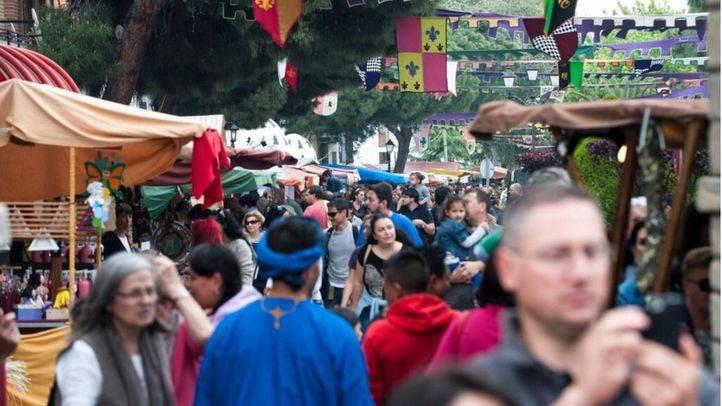 La feria medieval de El Álamo ya es Fiesta de Interés Turístico