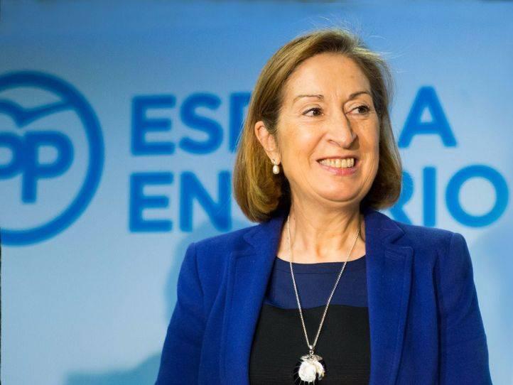 Ana Pastor, candidata del PP para presidir el Congreso