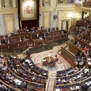 Este martes se constituyen las Cortes de la XII legislatura