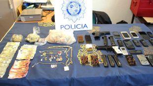 Desarticulado en Cañada Real un clan familiar dedicado al tráfico de drogas