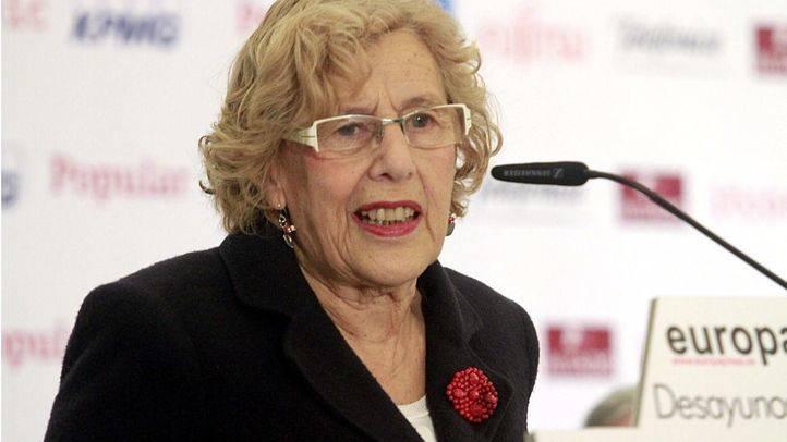 Carmena anuncia que una de las concesionarias de la limpieza 'estaría dispuesta a resolver el contrato de común acuerdo'