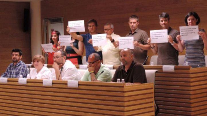 Ahora Getafe critica el nombramiento 'a dedo' de directores de institutos en un pleno en julio