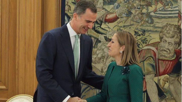 El Rey anunciará este jueves las reuniones con los 14 partidos que irán a Zarzuela