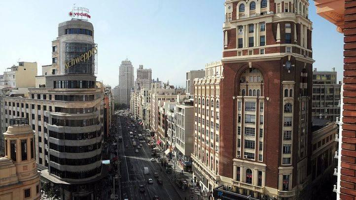 La Comunidad propone declarar el Palacio de la Prensa Bien de Interés Patrimonial