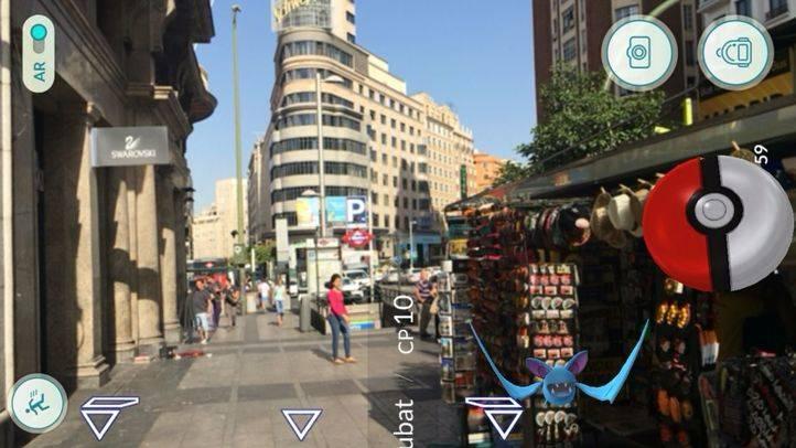 Madrid celebrará su primera 'gran quedada' de Pokémon Go buscando batir un récord