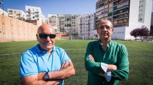Sixto P�rez y Rafael Romero