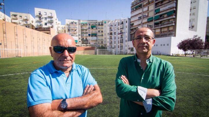 Sixto Pérez y Rafael Romero