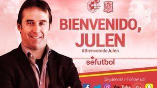 Lopetegui sustituye a Del Bosque como nuevo seleccionador español