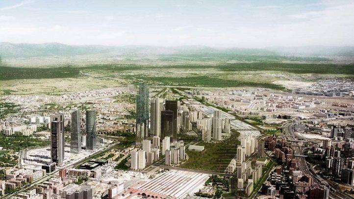 Imagen del proyecto Distrito Castellana Norte.