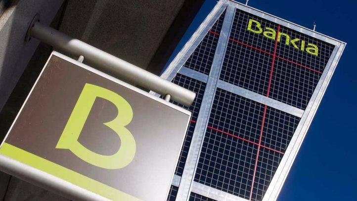 Bankia ganó 481 millones de euros hasta junio, un 13,4% menos