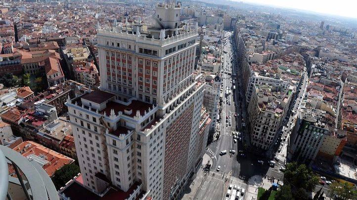 Wanda confirma el acuerdo para vender el Edificio España a Baraka por 272 millones