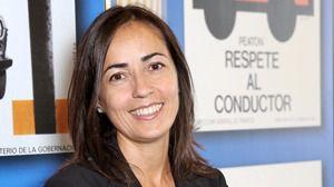 Mar�a Segu�, directora de la Direcci�n General de Tr�fico (DGT)