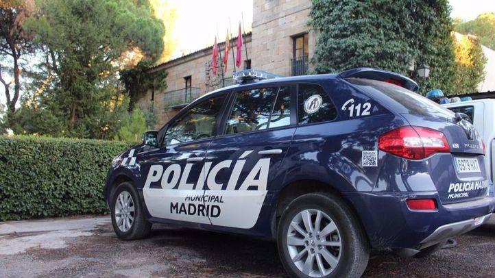 Coche de Polic�a Municipal de Madrid (archivo)