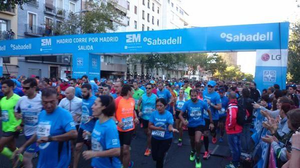 'Madrid corre por Madrid' tendrá un máximo de 10.000 participantes