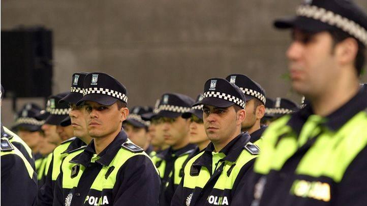 Siete policías heridos al intentar frenar una reyerta en Ciudad Lineal