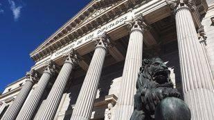 El Congreso invertirá casi 700.000 euros en reparar la cubierta de uno de sus edificios