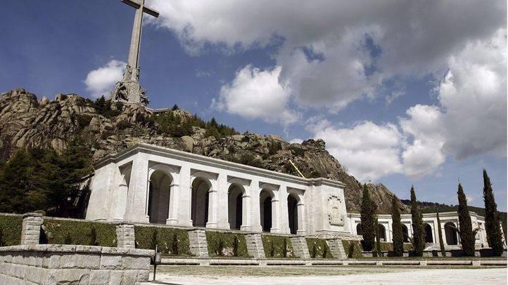 Patrimonio Nacional autoriza la primera exhumaci�n del Valle de los Ca�dos lograda por v�a civil