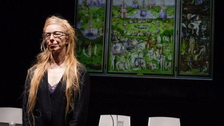La core�grafa Marie Chouinard estrena en la capital su �ltima 'delicia'