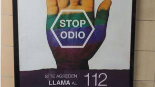Metro y Arcópoli colaboran para luchar contra la discriminación LGTBI