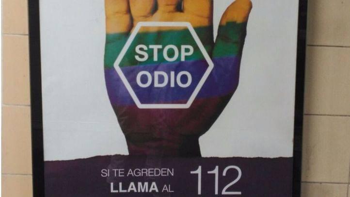 Metro y Arc�poli colaboran para luchar contra la discriminaci�n LGTBI