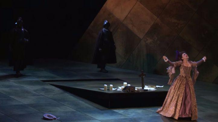 Boadella lleva a El Escorial el 'Don Carlo' más español