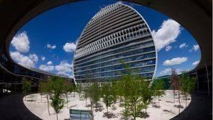 Edificio 'La Vela' BBVA