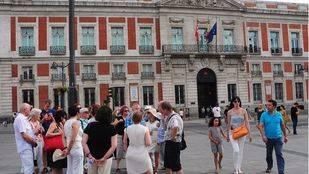 Las visitas de extranjeros aumentan un 21% en junio