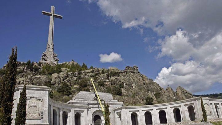Piden al Supremo sacar los restos de Franco y Primo de Rivera del Valle de los Ca�dos