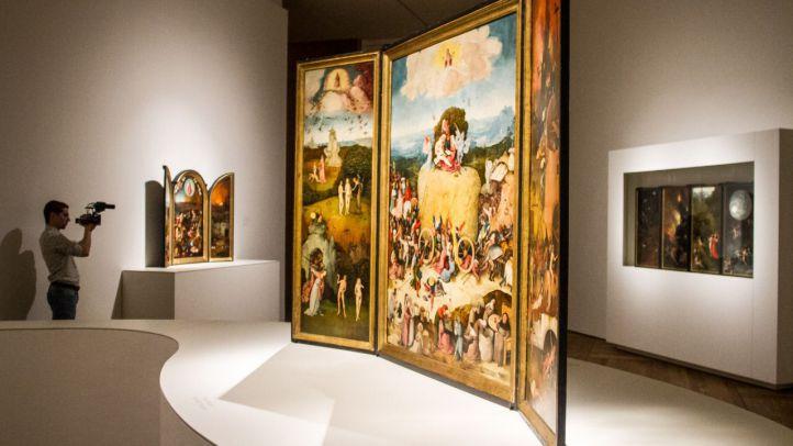 Exposición 'El Bosco. La exposición del V centenario' en el Museo del Prado