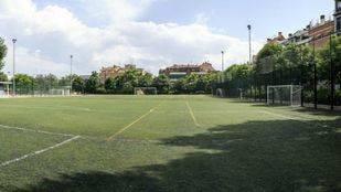 Campo de fútbol de Adelfas