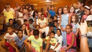 Familias madrileñas acogen a 228 niños saharauis durante el verano