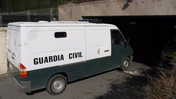 Detienen a tres personas en Madrid relacionadas con un laboratorio de droga en Zamora
