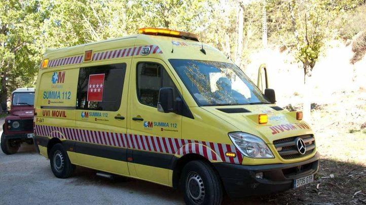 Ambulancia summa uvi móvil (archivo)
