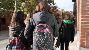 El abandono escolar temprano repunta en Madrid