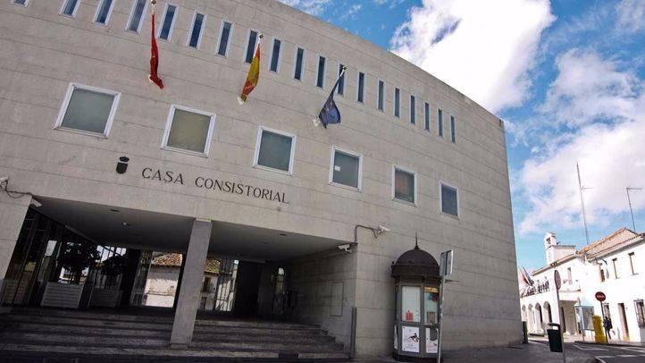 Ayuntamiento de Parla.(Archivo)
