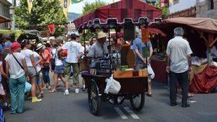 El Mercado Medieval regresa a las fiestas de Guadarrama