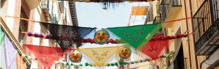 Arrancan las fiestas de San Cayetano, San Lorenzo y La Paloma