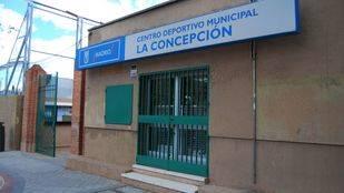 El polideportivo de La Concepción reabrirá el 5 de septiembre sin piscina de verano