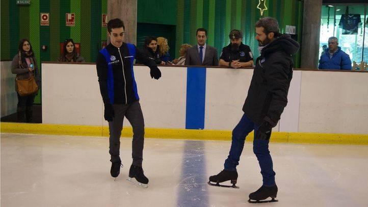 Valdemoro anulará el contrato de la pista de hielo