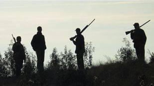La media veda de caza comienza el 15 de agosto