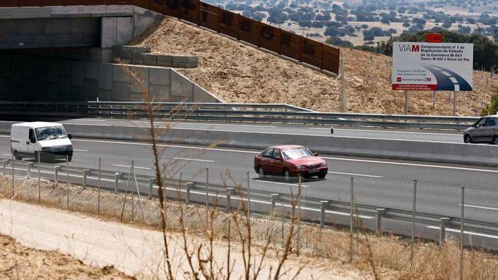 La Comunidad prohíbe el uso de glifosato en las carreteras de su competencia